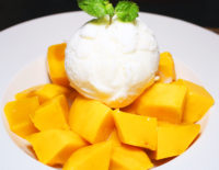 Mango and Sticky Rice - The Gallery Restaurant