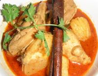 Massaman Curry - The Gallery Restaurant