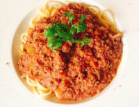 Spaghetti Bolognese - The Gallery Restaurant